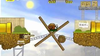 Snail Bob Levels 1-10