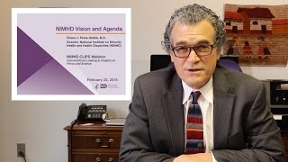 Dr. Eliseo J. Pérez-Stable CLIPS Presentation