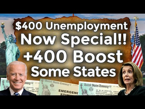 APPROVED SPECIAL!!! $400 UNEMPLOYMENT BENEFITS EXTENSION UPDATE MEUC Mixed Earners BOOST PEUC FPUC