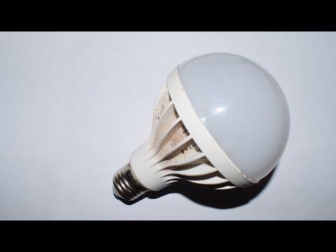 Apa Yang Ada Di Dalam Lampu Bohlam LED ?