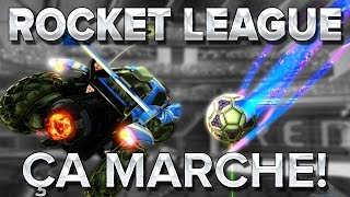 Rocket League #7 : CA MARCHE!