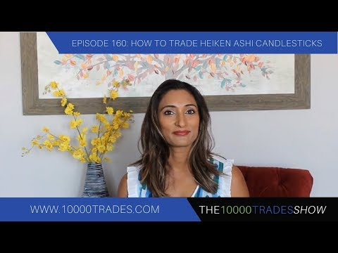 Episode 160: How to Trade Heiken Ashi - Best Candlestick Patterns - Trading Strategy