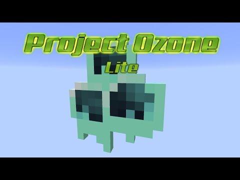 Project Ozone Lite - COSMIC MEATBALLS [E50] (HermitCraft Server Modded Minecraft Sky Block)