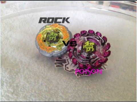 Poison Zurafa Rock Zurafa R145 WB vs...
