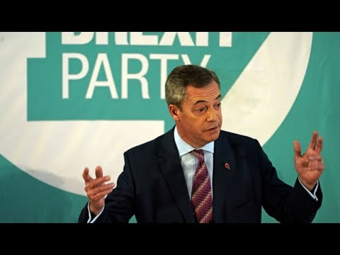 Nigel Farage: 'Brexit Party Won't Contest 317 Tory Seats' In Major Boost For Boris Johnson