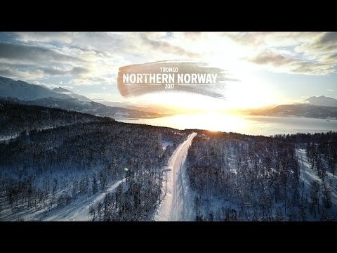 TROMSØ – NORWAY - DJI MAVIC