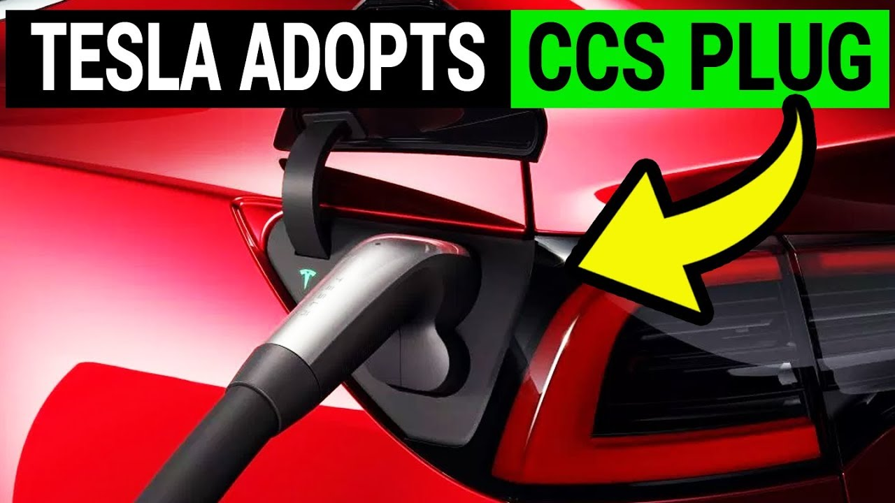 Tesla Adopts The Ccs Standard For Model 3 Charging In Europe Youtube