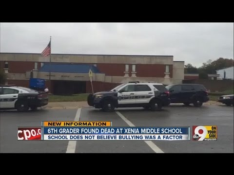 Sixth-grader hangs herself in school restroom