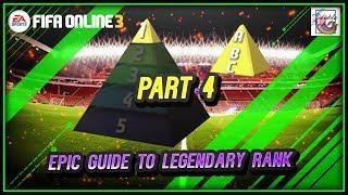 1v1 Legendary Rank Formation, Strategies, Tips and Tricks Part 4 - FIFA ONLINE 3 (ENGLISH)