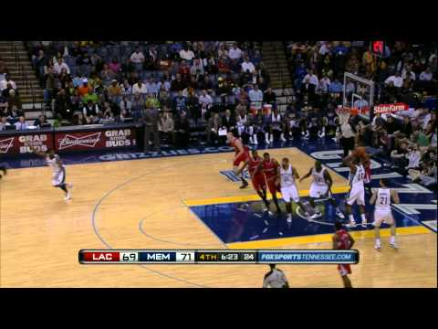 Tony Allen throws down the Windmill
