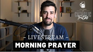 Coffee and Morning Prayer Livestream!