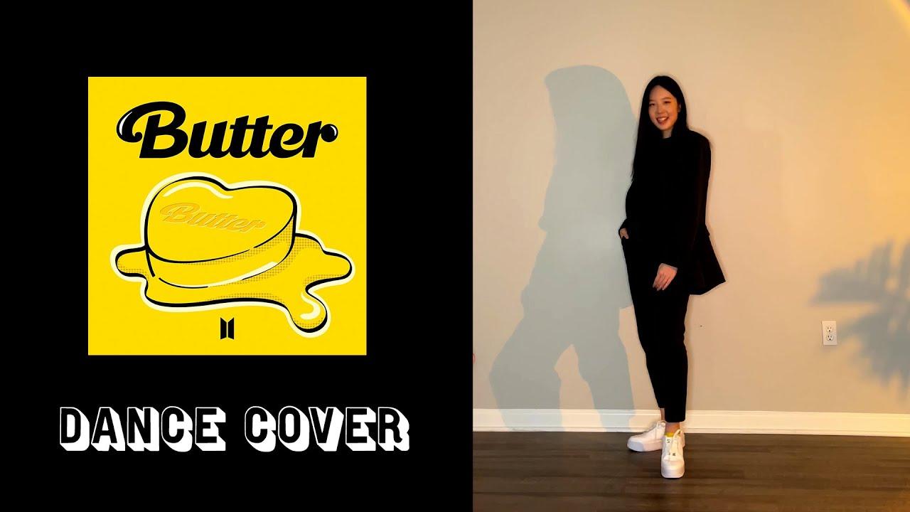 BTS (방탄소년단) 'Butter' Dance Cover #shorts