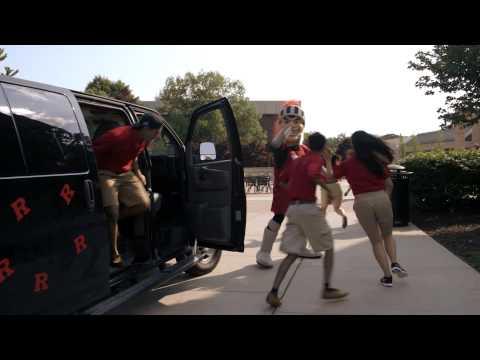 Rutgers New Brunswick New Student Orientation Staff Introduction Video