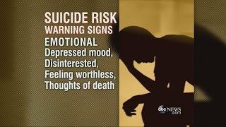 Depression Warning Signs