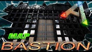 ARK: Survival Evolved карта Bastion (моды в Арк Сурвайвал)