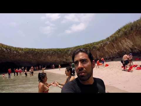 GoPro. Sayulita, Islas Marietas Y Playa Del Amor.