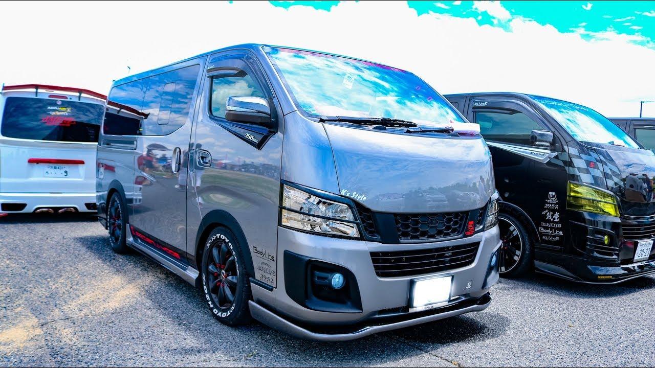 Hd Bodyline Nv350 Modified Nissan Urvan Vipstyle