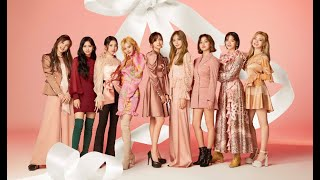 TWICE cheers for Nizi Project