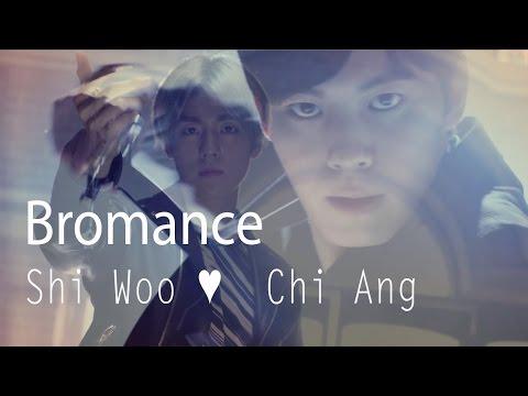 [ Moorim School ] Bromance || Shi Woo ♥ Chi Ang Pt. 2 | Superheroes