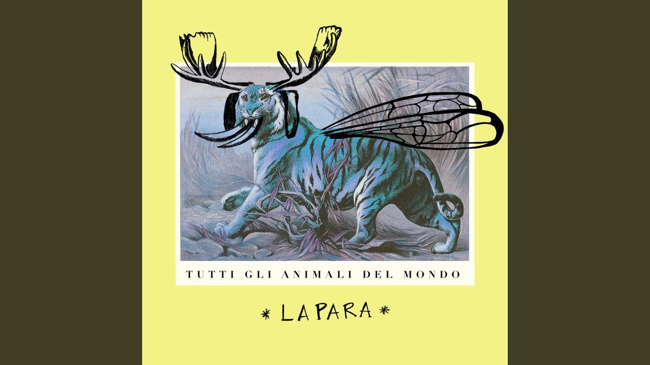 """LaPara """"Plastica"""" - Leggera armonia onirica"""