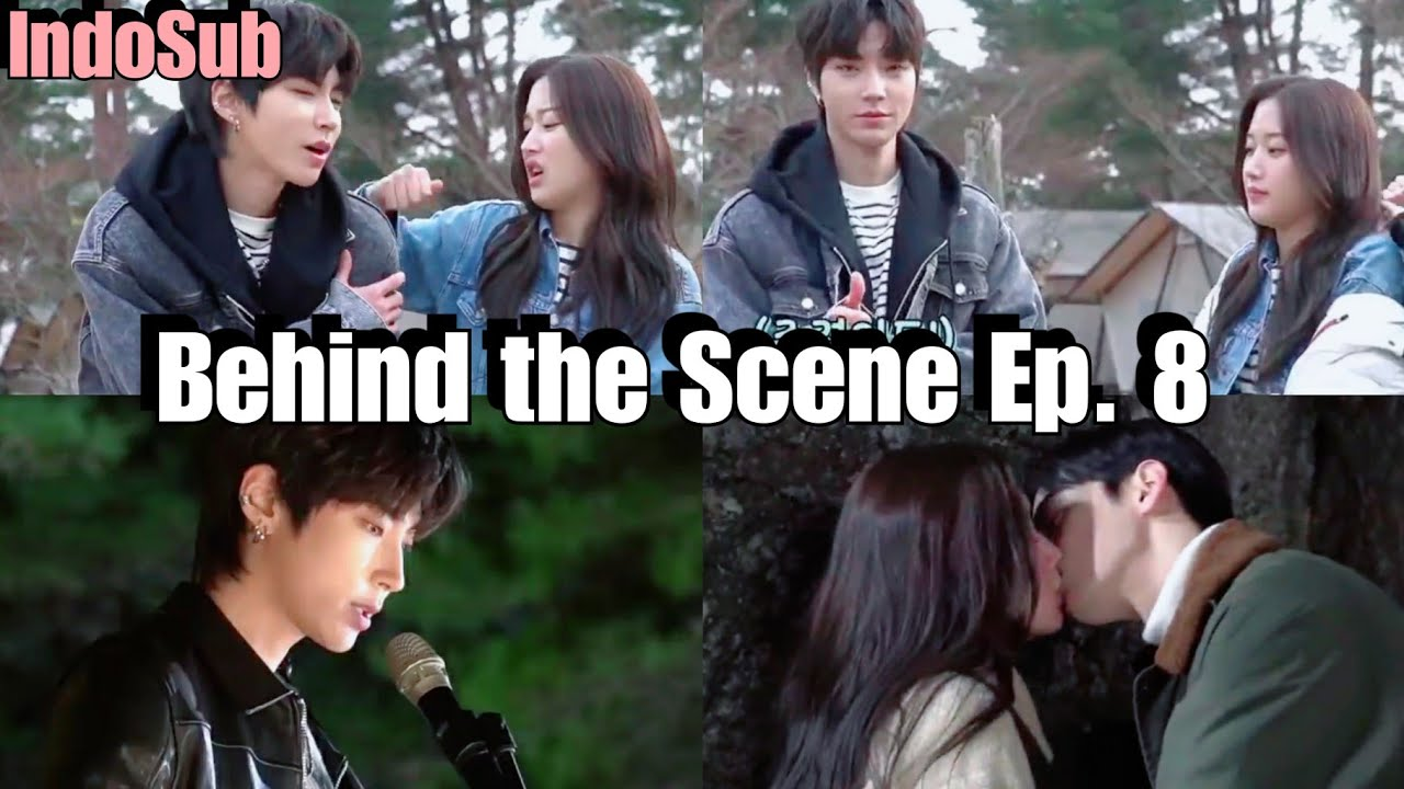 Download [IndoSub] Behind the Scene 'True Beauty' Ep. 8