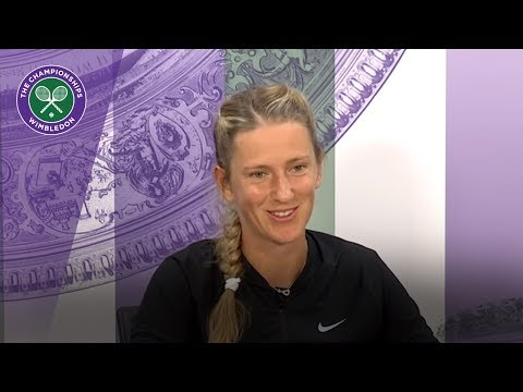 Victoria Azarenka Wimbledon 2017 fourth round press conference