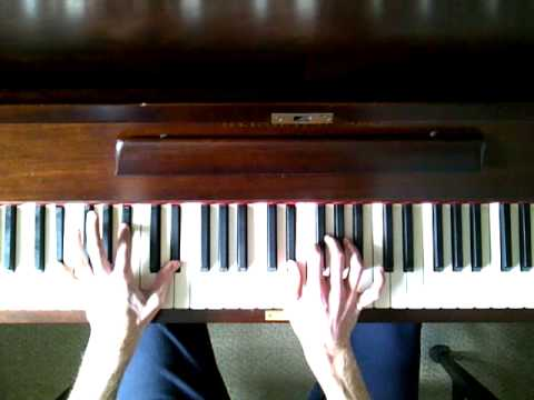 Find Your Love - Drake - Start of song on piano - F minor