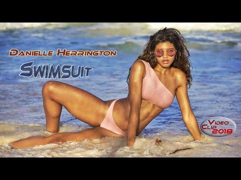 Danielle Herrington Intimates Swimsuit 2018 | Sports Illustrated Swimsuit HD
