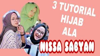 HIJAB TUTORIAL ALA NISSA SABYAN // SIMPLE BANGET!!!