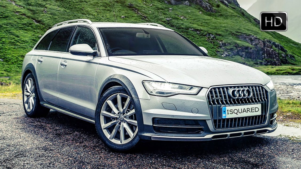 2016 audi a6 allroad quattro wagon sport 3 0 tfsi exterior interior design hd youtube. Black Bedroom Furniture Sets. Home Design Ideas
