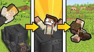 TYLKO TAM NIE WPADNIJ! - Minecraft EWO