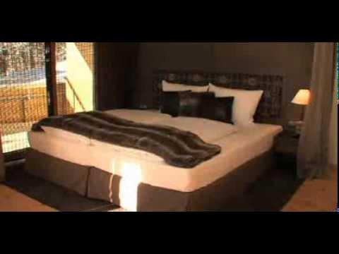 Design Zimmer und Suiten im Wellnesshotel HUBERTUS Alpin Lodge & Spa in Bayern