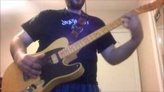 Money for Nothing - Dire Straits - guitar cover