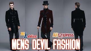 #AliExpress Halloween fashion - Devil Fashion Men