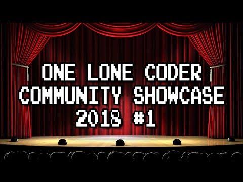 OLC Community Showcase 2018 #1