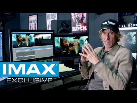 Transformers: The Last Knight IMAX® 3D Featurette