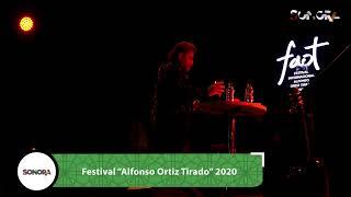 Esta noche el #FAOT2020  Presenta al gran cantautor #FATO   #LaMúsicaNosUne