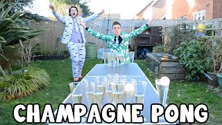 Champagne Pong | WheresMyChallenge