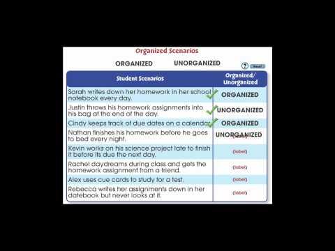 CC7110 Critical Thinking: Organized Scenarios App