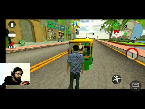 GANGSTER BHAI ka keher🤣  INDIAN GTA || BHAI THE GANGSTER || BEST ANDROID GAME || PART#2