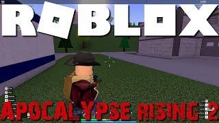 Roblox - Apocalypse Rising 2! (Alpha)