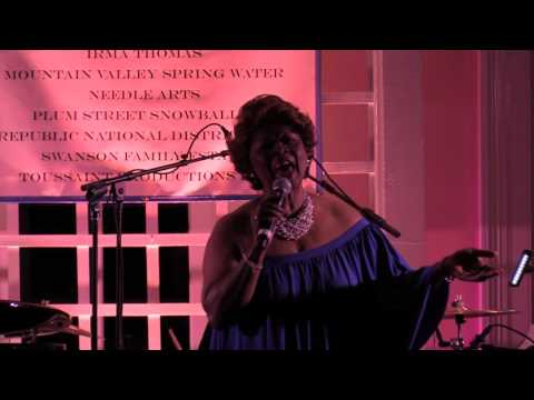 It's Raining - Allen Toussaint & Irma Thomas- RARE -Final Performance - 10 -21-15
