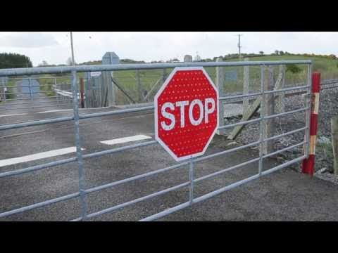 Rail Cross Code: make sure you use level crossings safely