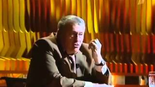 В гостях у Познера  Владимир Жириновский
