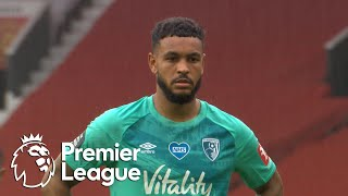 Joshua King scores penalty, halves Bournemouth's deficit v. Man United   Premier League   NBC Sports