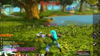 PandaWoW прахаждение чясть-3