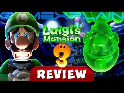Luigi's Mansion 3 - REVIEW (Nintendo Switch)