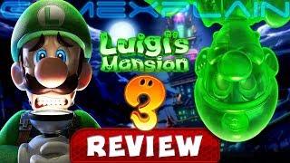 Luigi's Mansion 3 - Review Nintendo Switch
