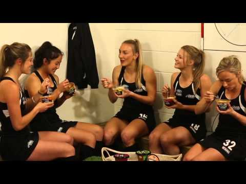 Tasty Pot Co new partnership with NZ Black Sticks. On the road  to Rio 2016