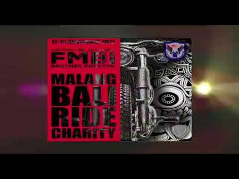 Forum Motor Besar Indonesia / FMBI Touring and Charity